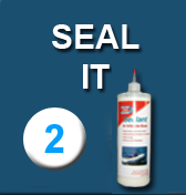 inflatable boat repair sealant